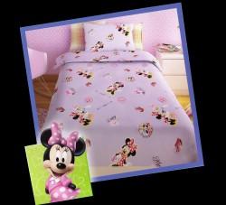 Παπλωμα DISNEY® Minnie Λιλα